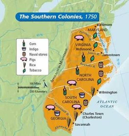 13 Colonies  8th Grade Social Studies